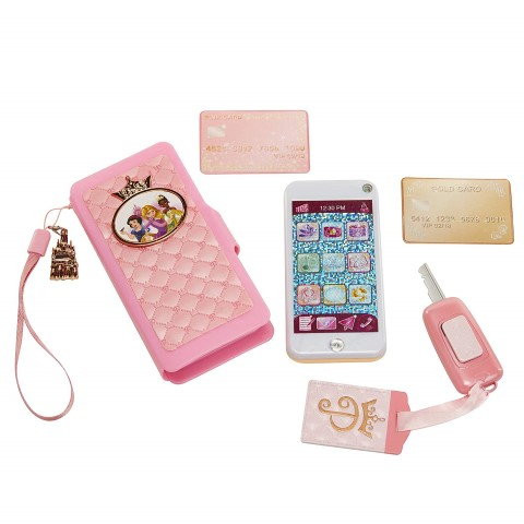 Toy smartphone Disney Princess collection child smartphone cell-phone toy  Christmas gift birthday present