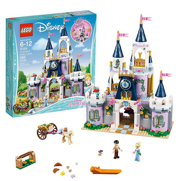 シンデレラ レゴ ディズニー LEGO 子供 おもちゃ クリスマス ギフト 誕生日 プレゼント 通常便は送料無料