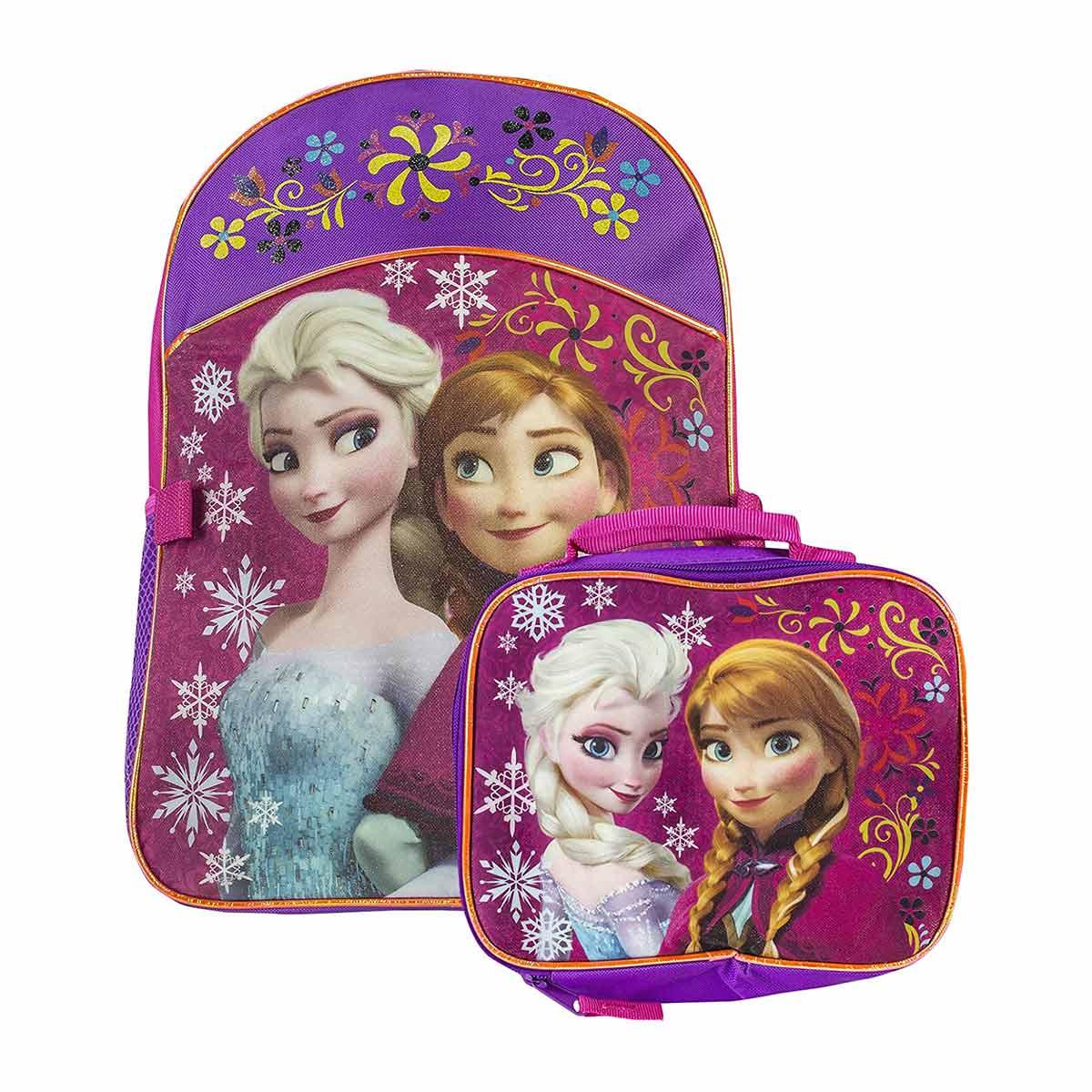 アナと雪の女王 子供 リュック ランチ バッグ リュックサック 通常便は送料無料
