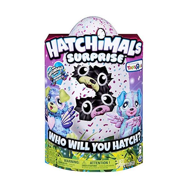 うまれて! ウーモ ツイン 双子 ぬいぐるみ 海外版 Hatchimals おもちゃ 孵化する 動物 ペット うまれて!ウーモ ナゾたま 通常便は送料無料