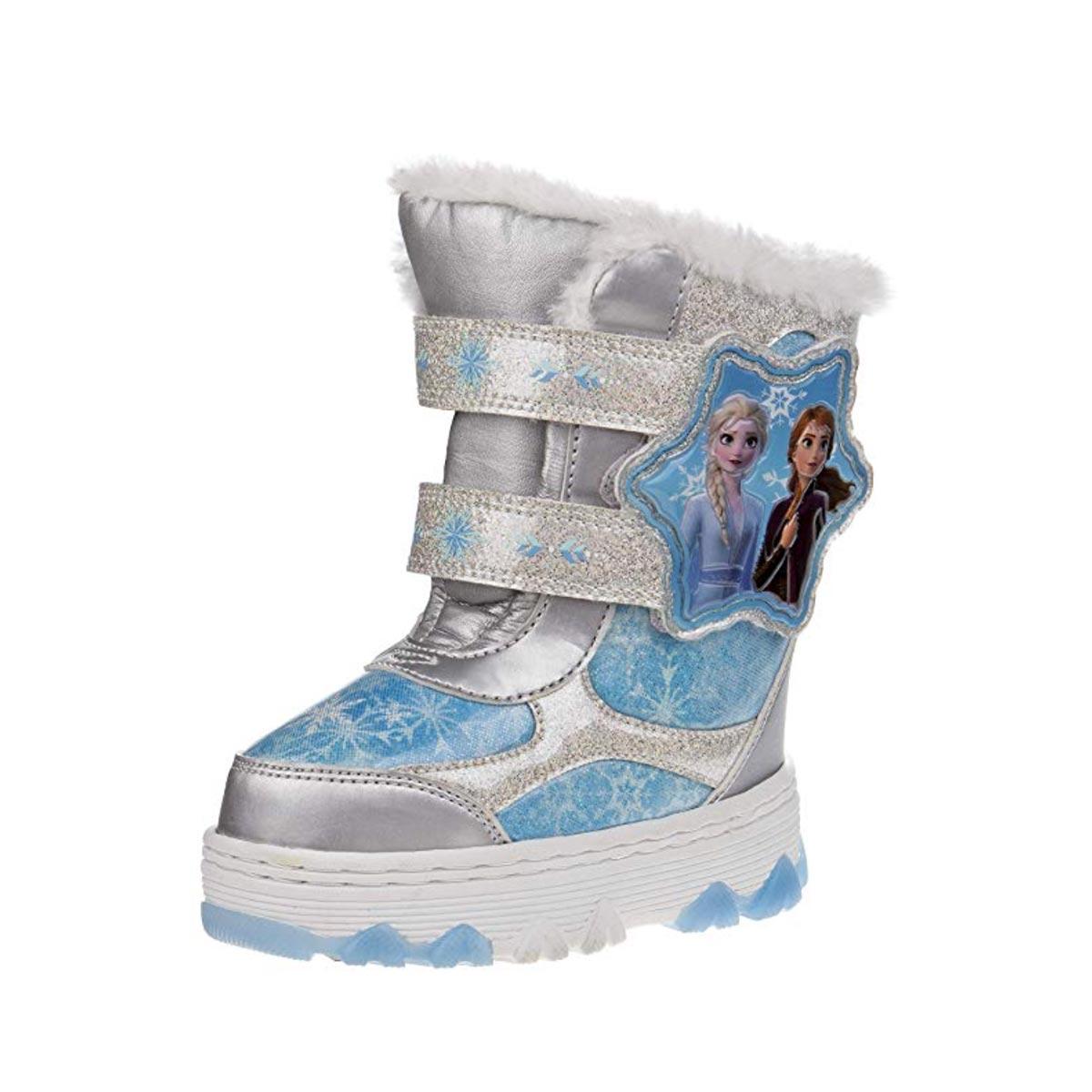 子供 冬 靴 スノーブーツ アナと雪の女王 女の子 ディズニー グッズ