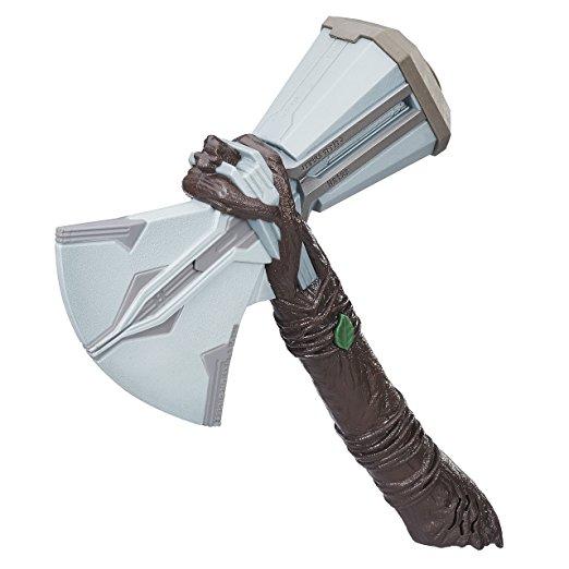 ソー ストーム ブレイカー サウンド付き 武器 おもちゃ アベンジャーズ インフィニティ ウォー コスプレ アクセサリー 小道具