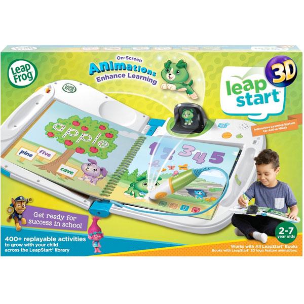 リープフロッグ リープスタート 3D グリーン 子供 知育 英語 おもちゃ 通常便は送料無料