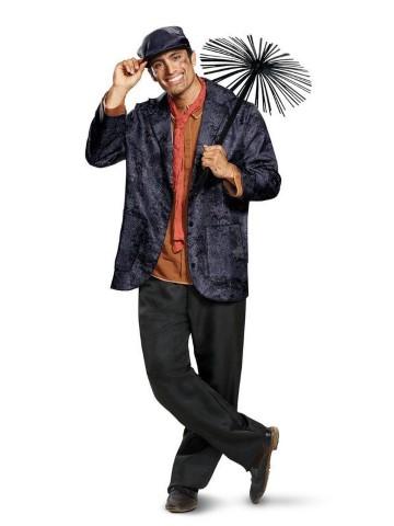 バート 煙突掃除人 煙突掃除人 コスプレ メンズ デラックス コスチューム メリー・ポピンズ 仮装 仮装 大人 メンズ, ロックセンター:fc78f3bd --- officewill.xsrv.jp