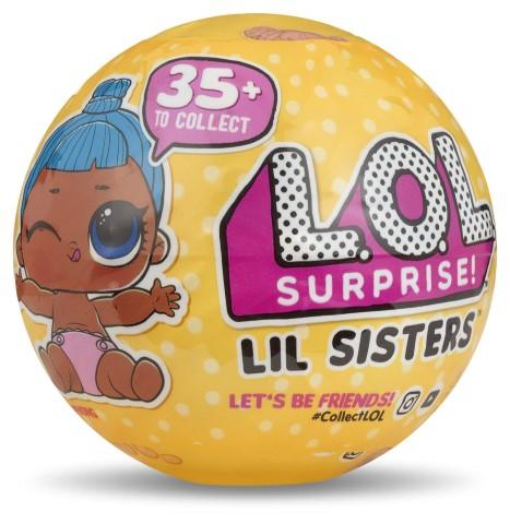 L.O.L. サプライズ! リルシスターズ シリーズ 3 コレクティブル ドールズ プレゼント 誕生日 ギフト おもちゃ 人形 lolサプライズ