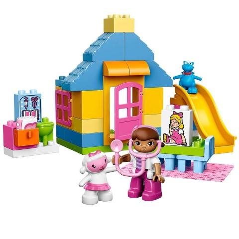 ドックはおもちゃドクター レゴ デュプロ ドックのクリニック おもちゃ ディズニー LEGO