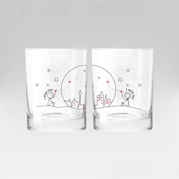 ペアグラス 結婚祝い ペアグラス カップル 一緒にいないと寂しい カップル バレンタイン 結婚祝い ギフト 通常便は送料無料, 立川市:265faa9b --- sunward.msk.ru