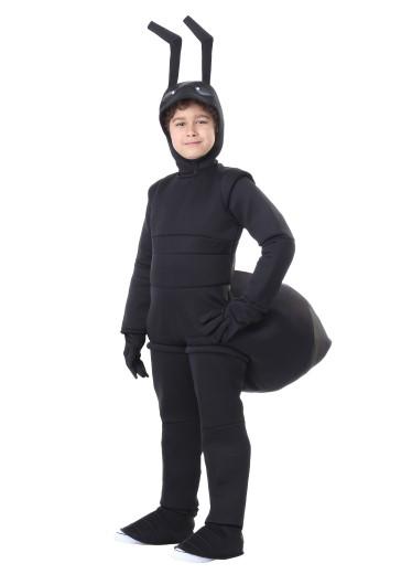 アリ 虫 着ぐるみ アント コスチューム 黒アリ  衣装 子供用