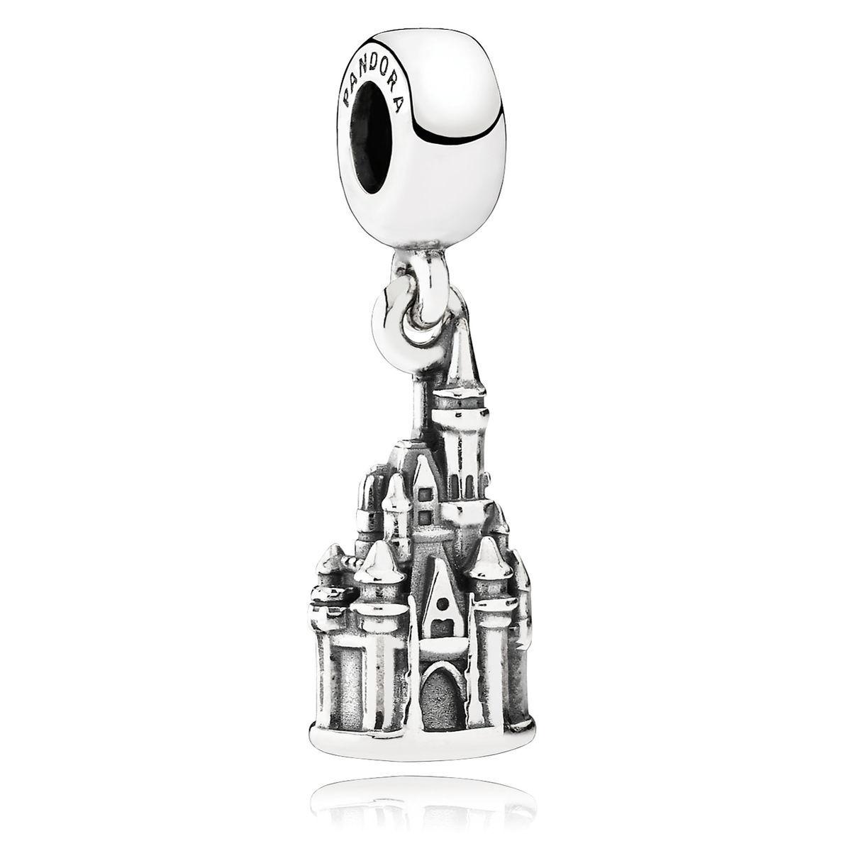 Cinderella Castle charm Walt Disney world Pandora by PANDORA