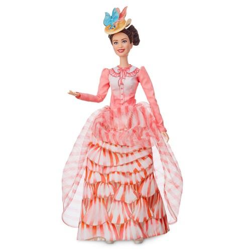 メリー ポピンズ バービー 人形 メリー・ポピンズ リターンズ 人形 33cm Disney US 公式商品