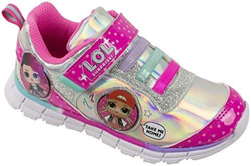 LOLサプライズ L.O.L. サプライズ! ライトアップ スニーカー 子供 靴