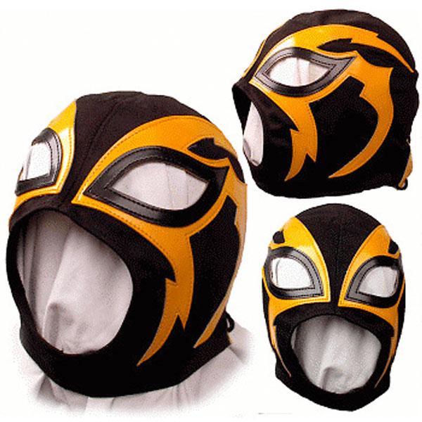 キッズ ショッカー ブラック プロレス マスク AAA CMLL