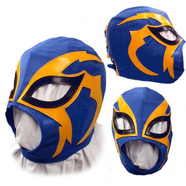 キッズ ショッカー ブルー プロレス マスク AAA CMLL