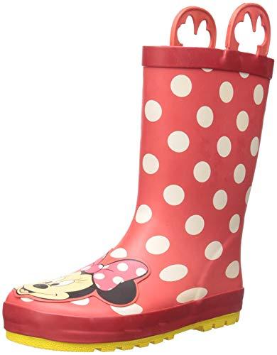 子供 長靴 ミニー マウス かわいい おしゃれ ディズニー キャラクター