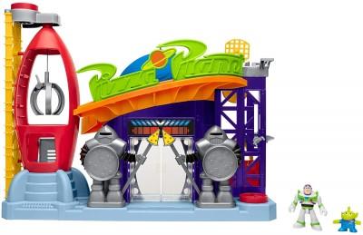 トイ ストーリー おもちゃ ピザプラネット クレーン プレイセット ディズニー ピクサー 子供 おもちゃ