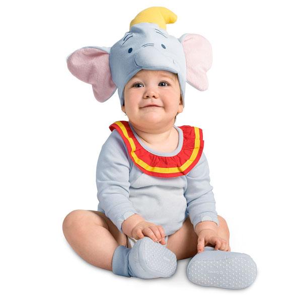 ダンボ グッズ ベビー コスチューム ボディスーツ セット ディズニー 赤ちゃん 幼児 衣装 通常便は送料無料