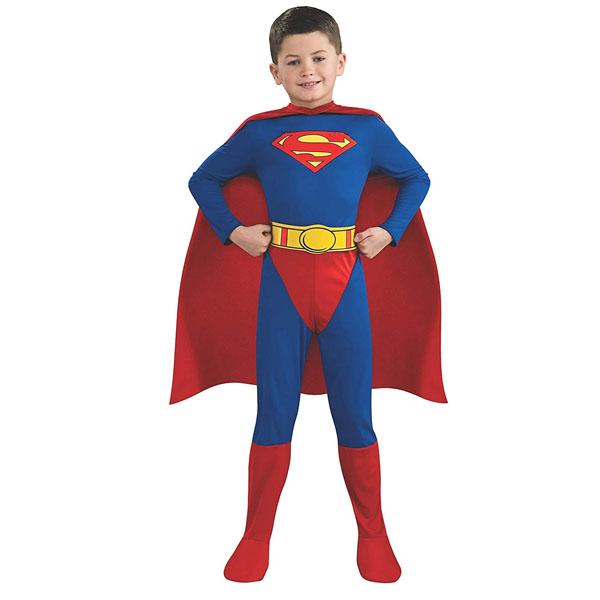 スーパーマン コスチューム 衣装 ハロウィン コスプレ 仮装 イベント パーティー 子供 キッズ
