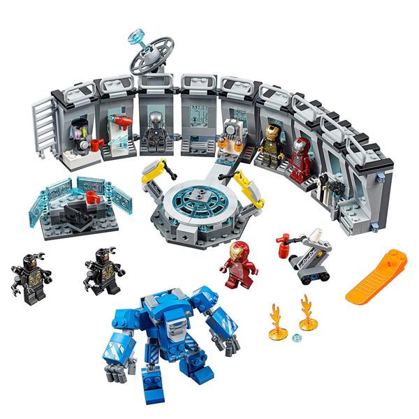 マーベル アベンジャーズ レゴ アイアンマン ホールオブアーマー プレイセット LEGO