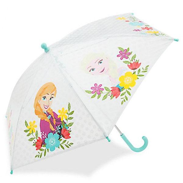 アナと雪の女王 傘 子供 ディズニー エルサ&アナ
