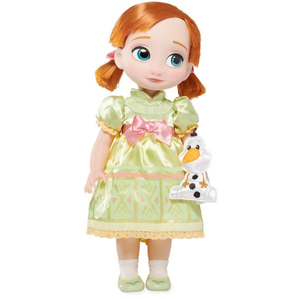 ディズニープリンセス アニメーターコレクション 人形 アナ アナと雪の女王 40cm 通常便は送料無料