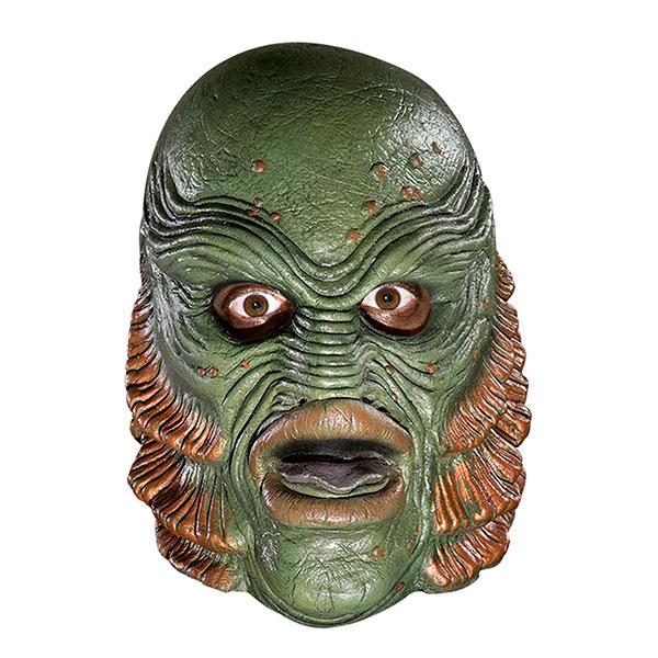 ブラックラグーン デラックス マスク コスプレ 仮装 大アマゾンの半魚人 通常便は送料無料