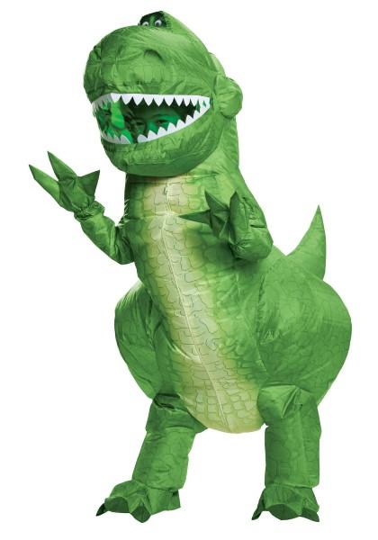 トイストーリー レックス 着ぐるみ 声 おもちゃ グッズ ハロウィン 仮装 コスプレ イベント 衣装 キッズ 子ども