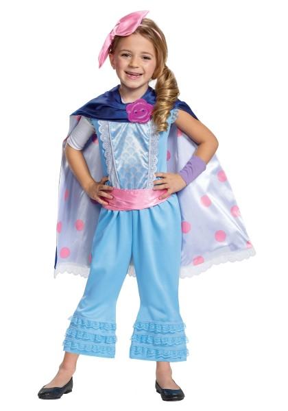 ディズニー コスチューム 子供 ボーピープ 女の子 デラックスコスプレ セット 衣装 ハロウィン 仮装 コスプレ イベント キッズ