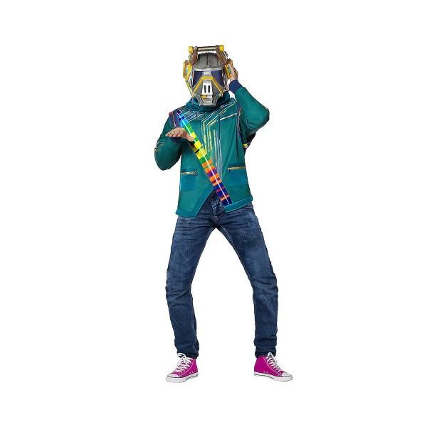 フォートナイト DJヨンダー コスチューム 服 大人 コスプレ 衣装 テレビゲーム 通常便なら送料無料