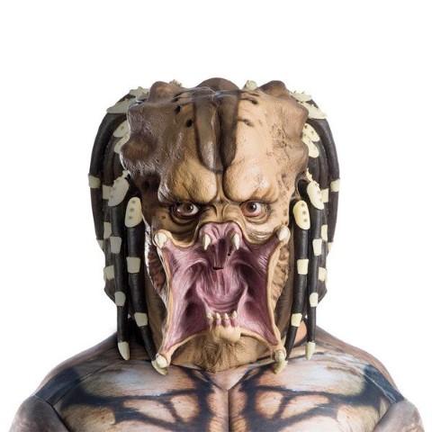エイリアンVSプレデター プレデター マスク 仮面 ゴム 大人用 ハロウィン 仮装 衣装 変装 コスプレ 被り物