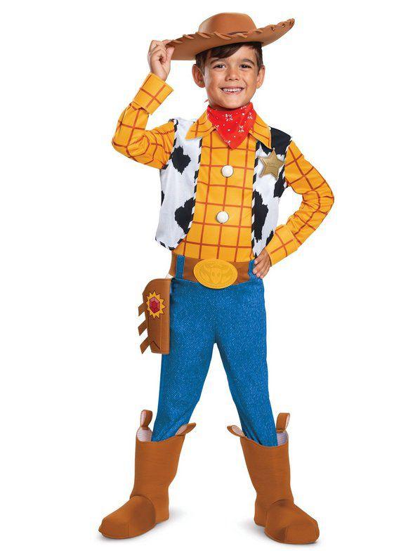 ハロウィン 衣装 子供 男の子 ディズニー ウッディ 子供 コスチューム トイストーリー 4 コスプレ 衣装 キッズ デラックス