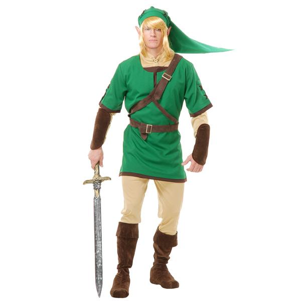 エルフ 戦士 コスプレ 大人 コスチューム 衣装