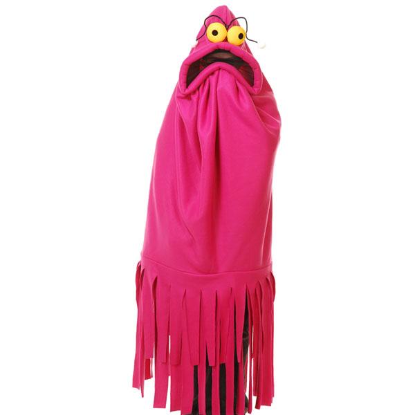 セサミストリート コスプレ ピンク ヤップヤップ 大人 火星人 エイリアン コスチューム 衣装