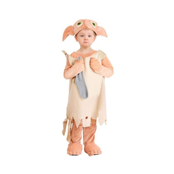 通常便なら送料無料 ハリーポッター コスプレ コスチューム 子供 男女兼用 ドビー 新作製品 世界最高品質人気 幼児