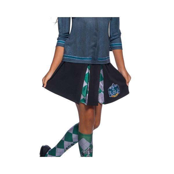 ハリーポッター コスプレ スリザリン スカート 子供