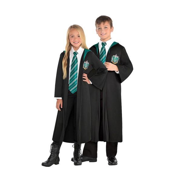 ハリーポッター ローブ 子供 スリザリン コスプレ コスチューム 衣装