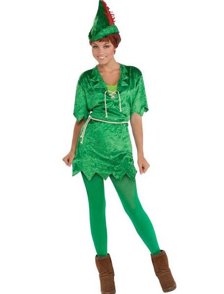 ピーターパン 女性 大人 コスチューム 衣装 グッズ ハロウィン 仮装 レディース