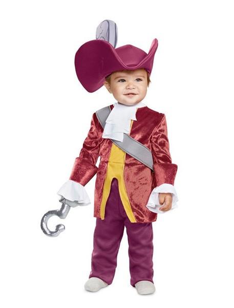 ピーターパン フック船長 幼児 ベビー クラシック コスチューム 衣装 グッズ