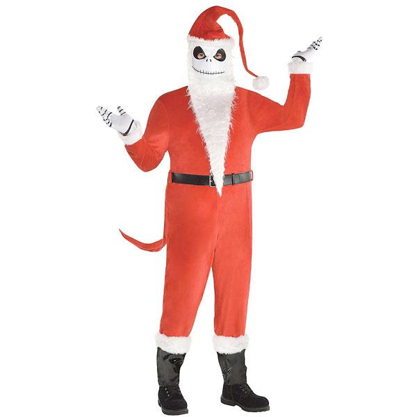 ディズニー ナイトメアビフォアクリスマス サンディクローズ 大人 大きい サンタ