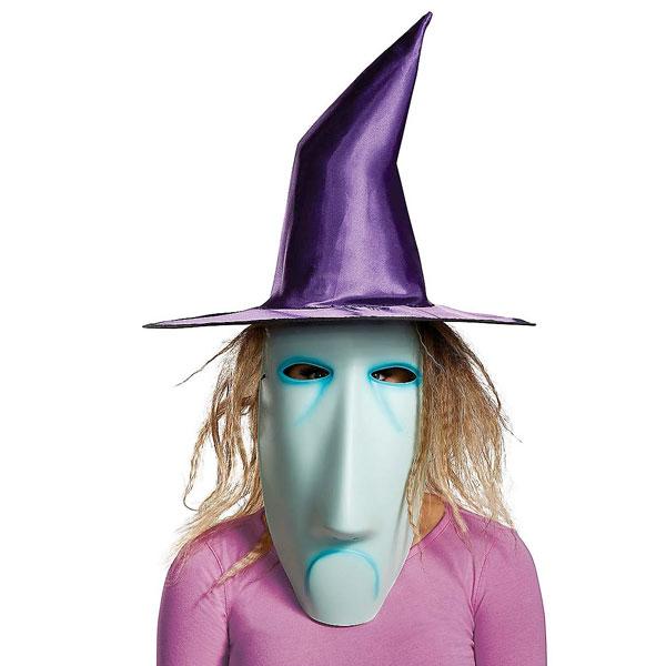 ディズニー ナイトメアビフォアクリスマス ショック マスク 大人 仮装 衣装