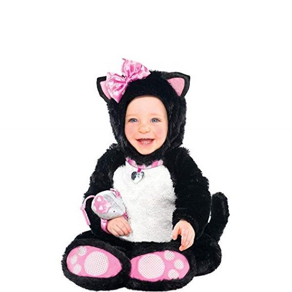赤ちゃん 黒猫 コスプレ キティ ガールズ ネコ コスチューム 子供 衣装