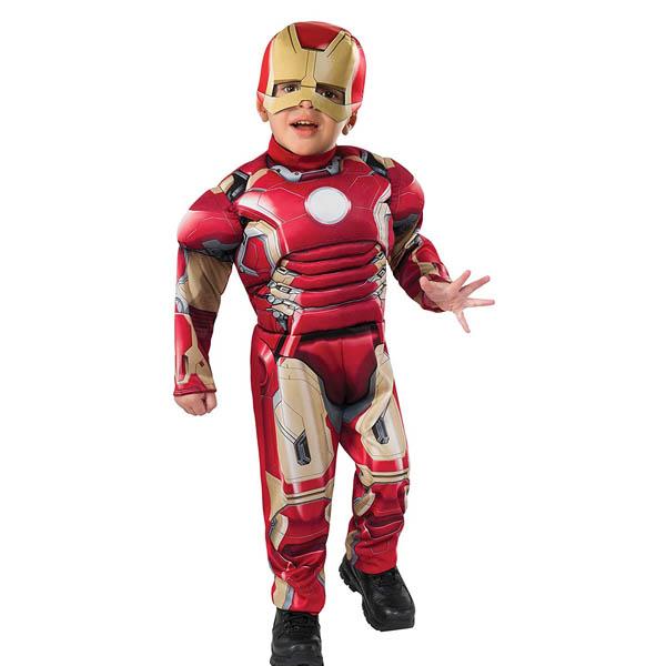 アイアンマン スーツ 幼児 コスプレ コスチューム Toddler 衣装