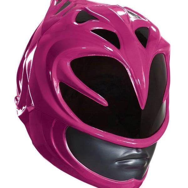パワーレンジャー コスプレ ピンクパワーレンジャー 大人 ヘルメット