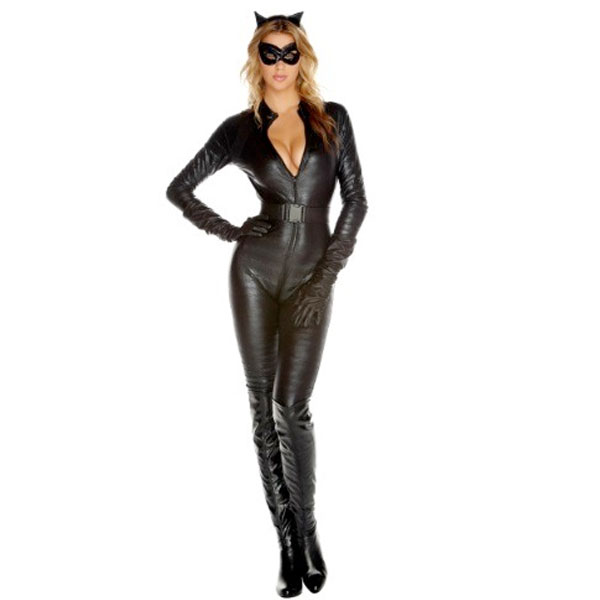 キャットスーツ コスプレ 大人 コスチューム セット ハロウィン セクシー 衣装 仮装