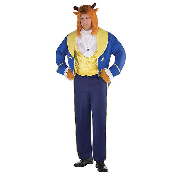 美女と野獣 コスプレ 野獣 大人 ビースト プラスサイズ コスチューム 大きいサイズ 衣装 仮装