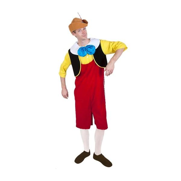 ピノキオ コスプレ 大人 コスチューム 衣装 ハロウィン イベント 仮装