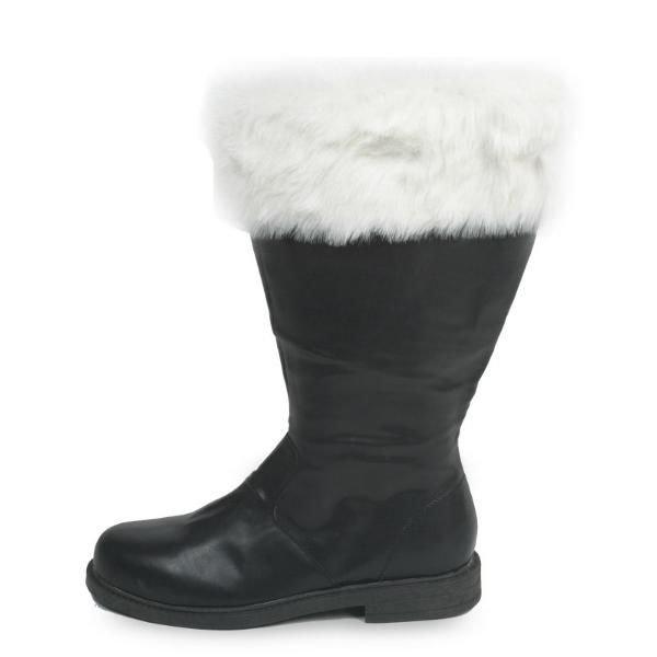 新生活 クリスマス パーティー グッズ サンタクロースのブーツ 大人用 衣装 コスプレ 安い プレゼント ハロウィン