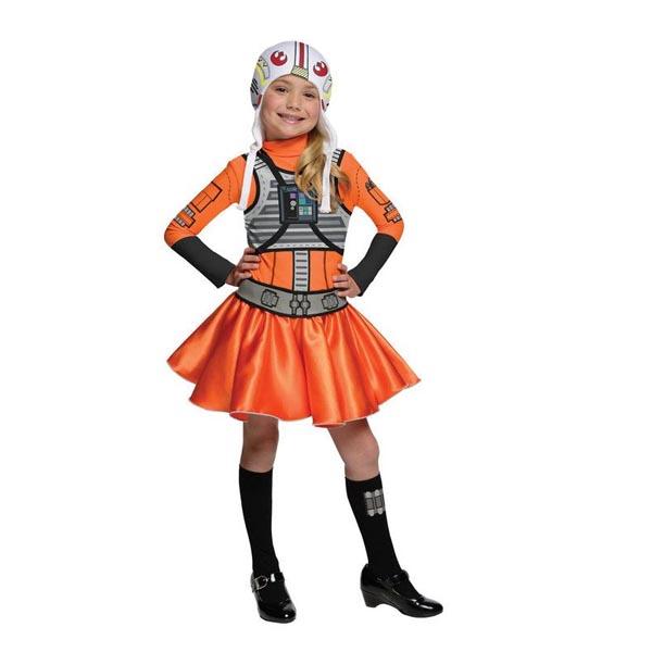 スターウォーズ X-ウィングファイター 子供 コスチューム 衣装 ハロウィン イベント 仮装