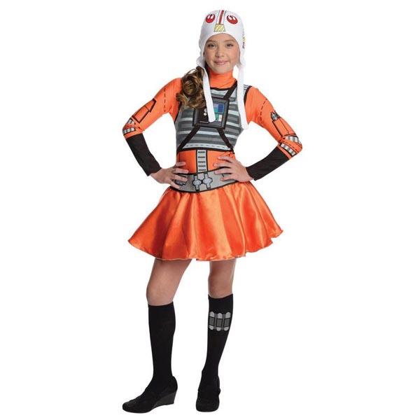 スターウォーズ X-ウィングファイター トゥイーンサイズ コスチューム 衣装 ハロウィン イベント 仮装