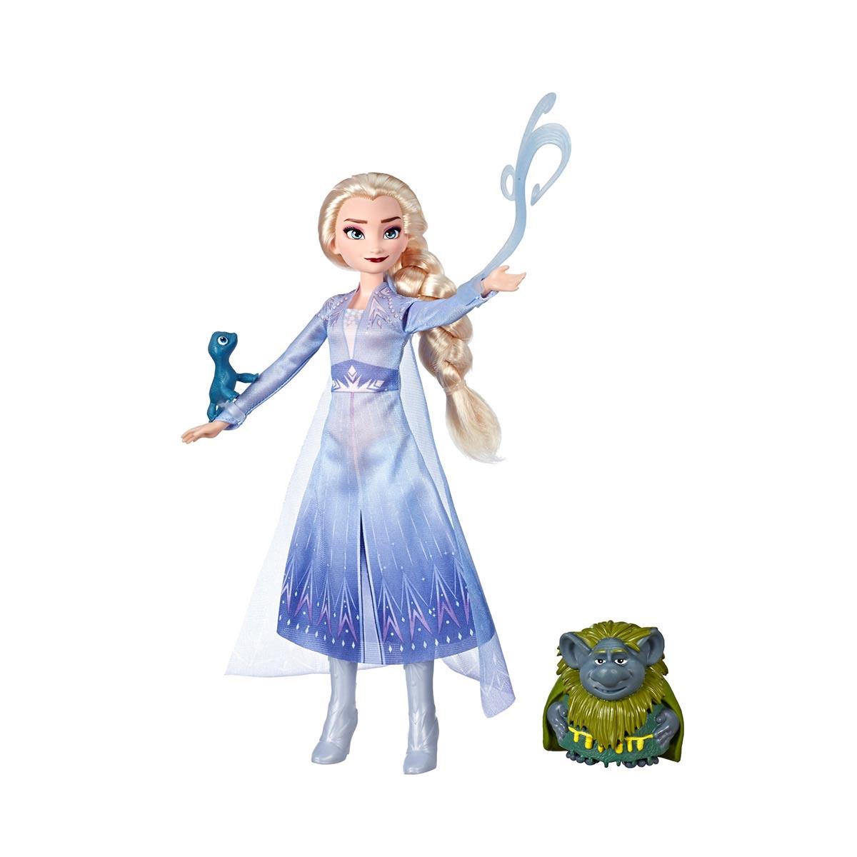 アナと雪の女王 グッズ ディズニー 人形 エルサ ファッション ドール プレイセット フィギュア