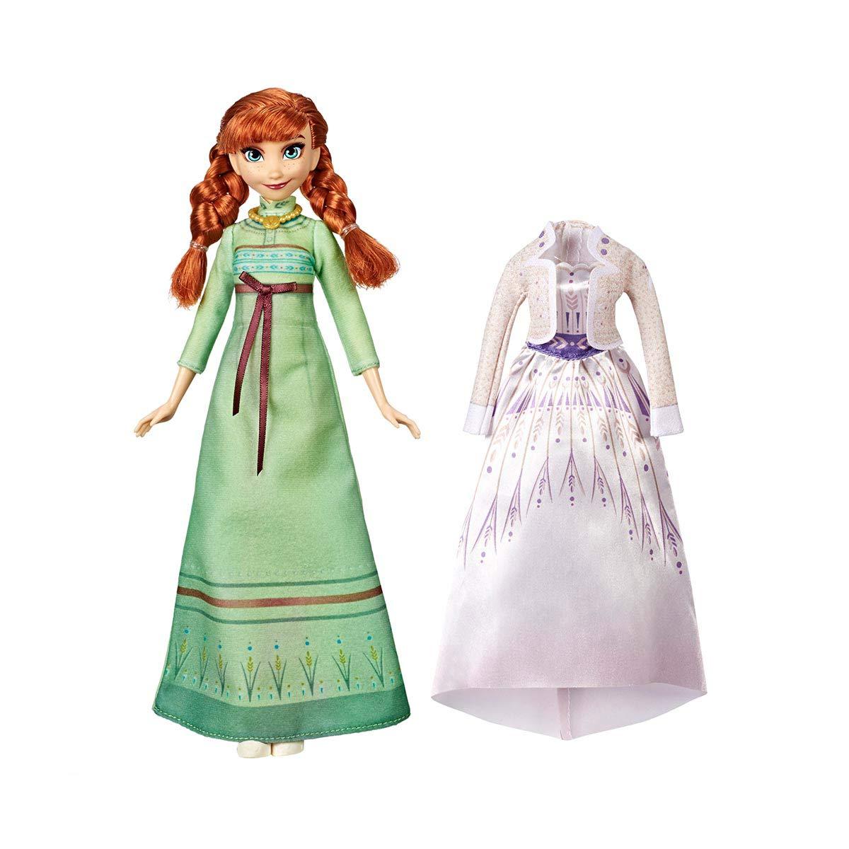 アナと雪の女王 グッズ ディズニー 人形 アナ アレンデール ファッション ドール